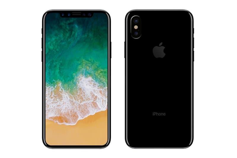 Apple HomePod Firmware Leak Confirms iPhone 8 Design Features Bezel Less Face Unlock Facial Recognition