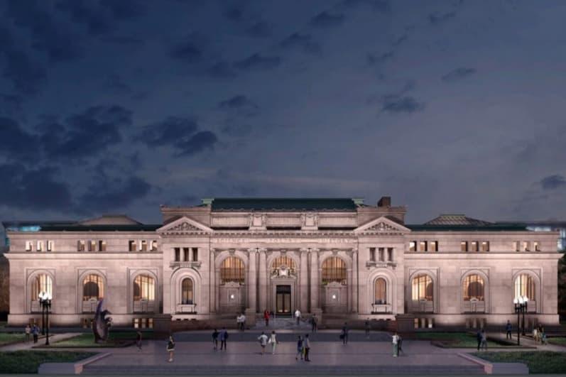 Apple Store Washington DC Carnegie Library