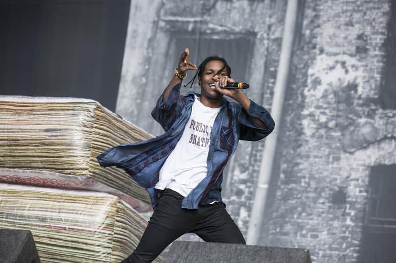 A$AP Rocky A$AP Bari