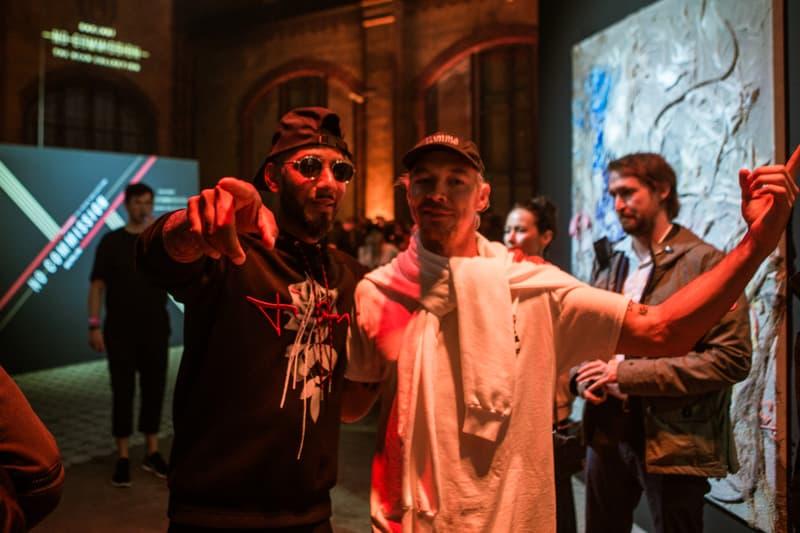 Swizz Beatz x BACARDI No Commission Berlin