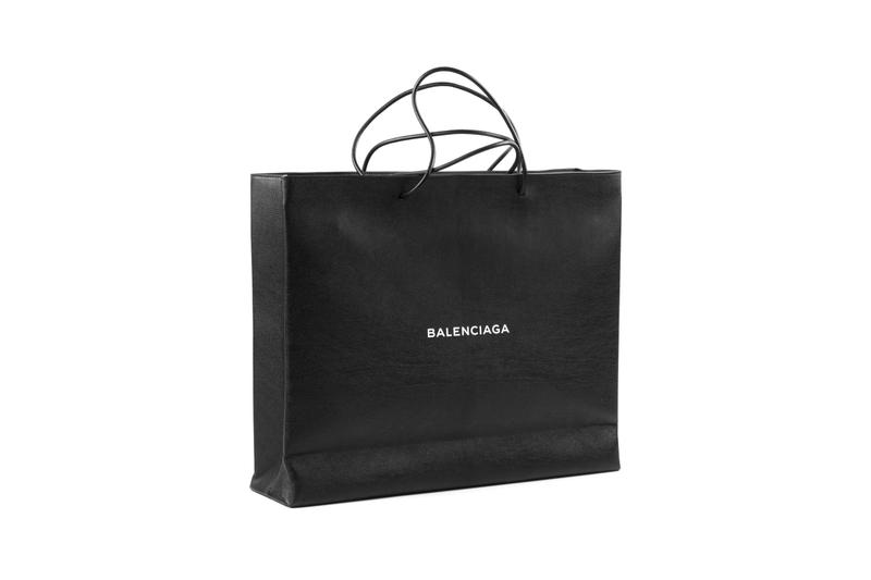 Balenciaga Shopping Bag Calfskin