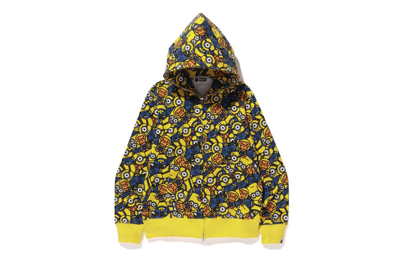 3c53d349 Minions x Baby Milo x BAPE 2017 Collection | HYPEBEAST