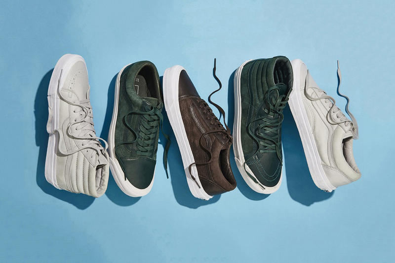 fd49aa3f208eb9 Barneys New York Drops an Exclusive Pack of Luxurious Vans