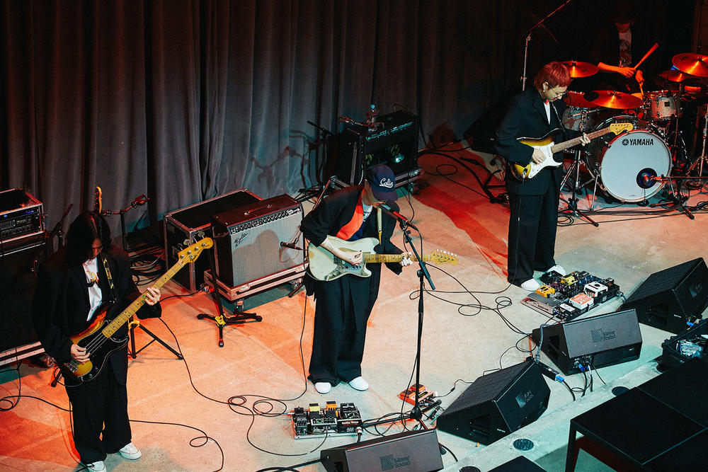 Beats by Dre Luke Wood Hyukoh Interview aerial view