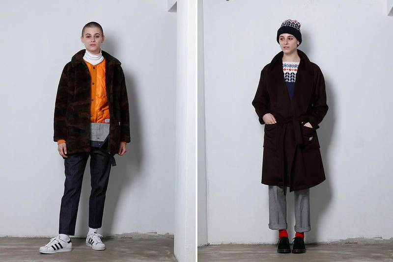 BEDWIN THE HEARTBREAKERS 2017 Fall Winter Collection Lookbook
