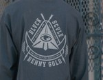 Benny Gold and Black Scale Link up on a Collaborative L/S Shirt Design