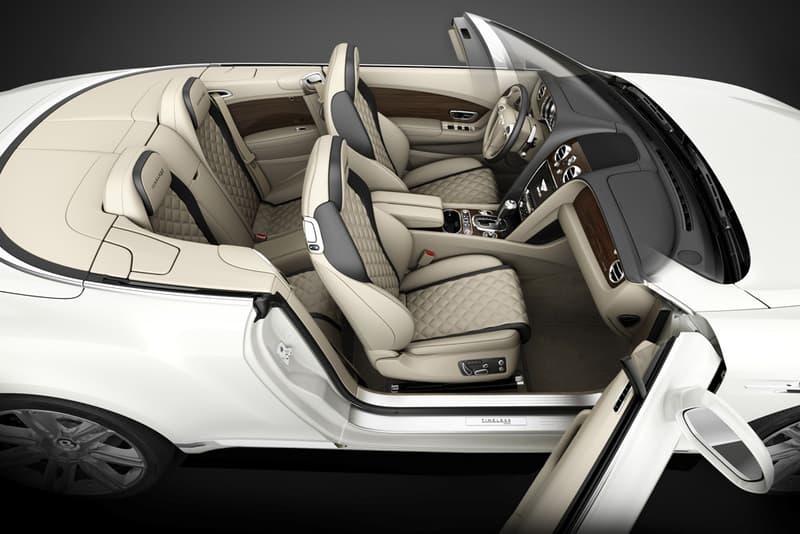 Bentley Continental GT Timeless Series 2017 Convertible Liquid Amber Wood
