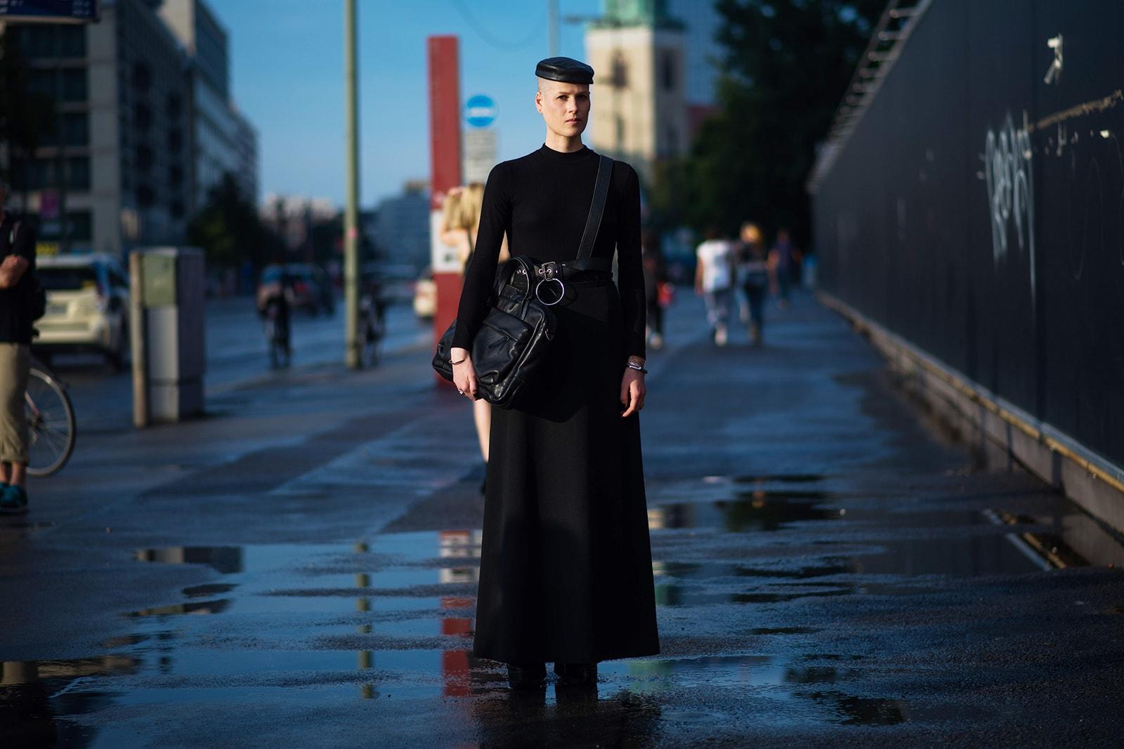 Berlin Fashion Week Street Style 2018
