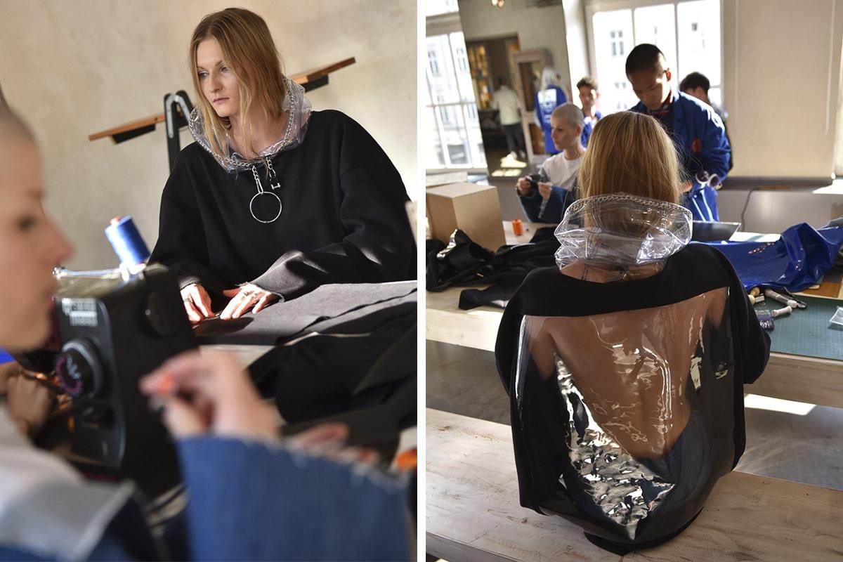 Up and Coming Berlin Fashion Week Labels 2017 Hien Le Ivanman Last Heirs Odeur Studios Sadak