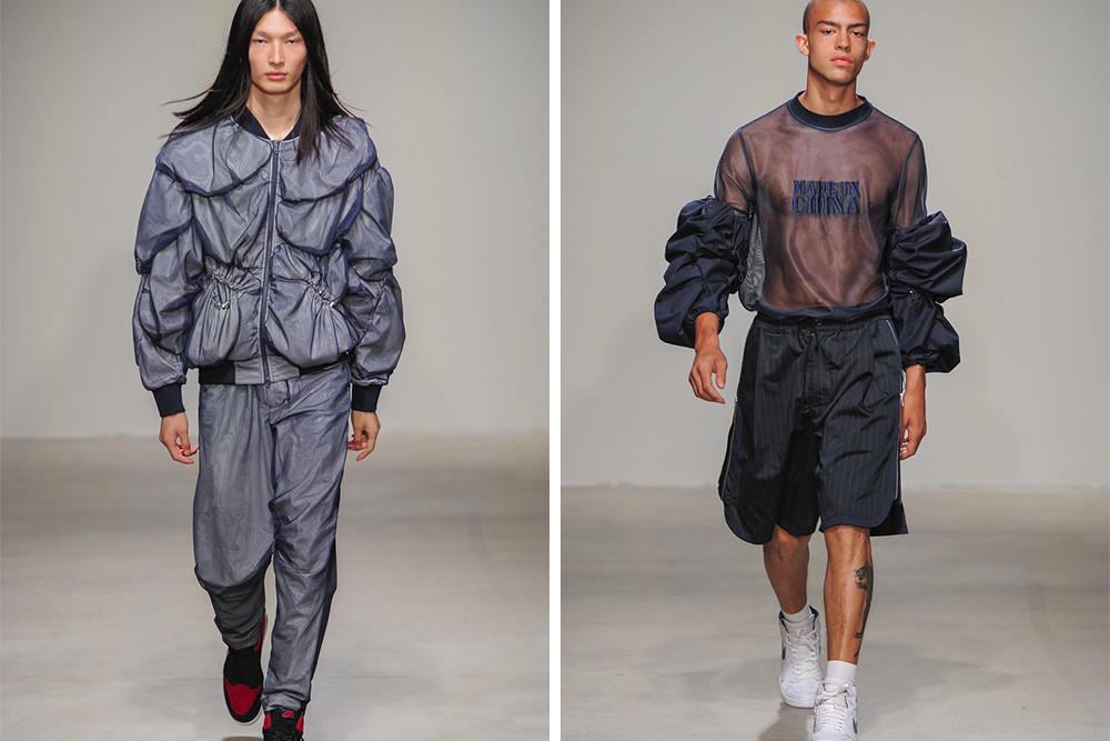Up and Coming New York Fashion Week Labels 2018 Deveaux Raun LaRose Sánchez-Kane Feng Chen Wang Heliot Emil