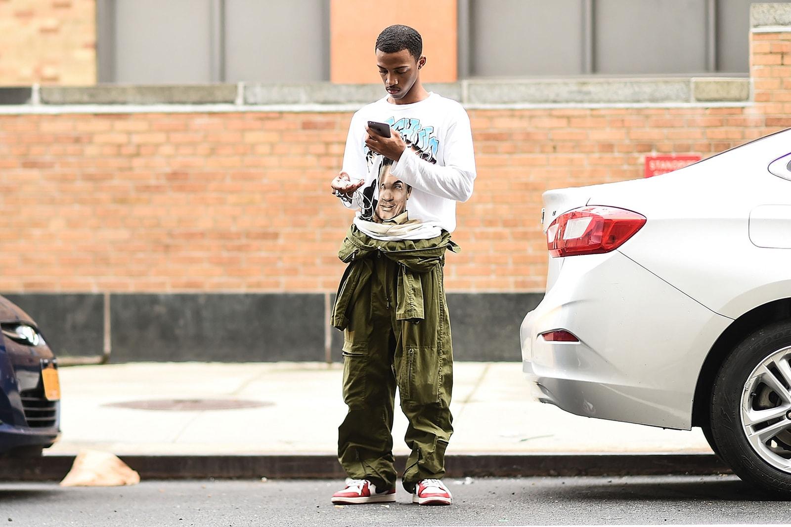 New York Fashion Week Men S 2018 Street Style Hypebeast