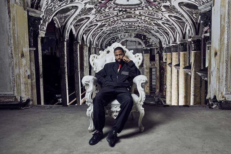 big sale f538b de0a2 Big Sean Unveils the PUMA Clyde Signature | HYPEBEAST