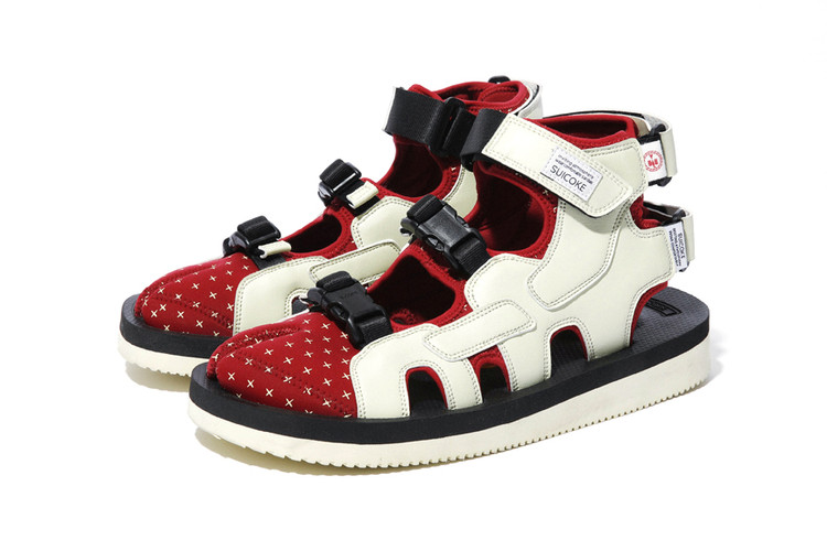 1228806501cd5 Blackmeans & SUICOKE's Striking New BOAK Sandals Give New Meaning to  Comfort & Style · Footwear