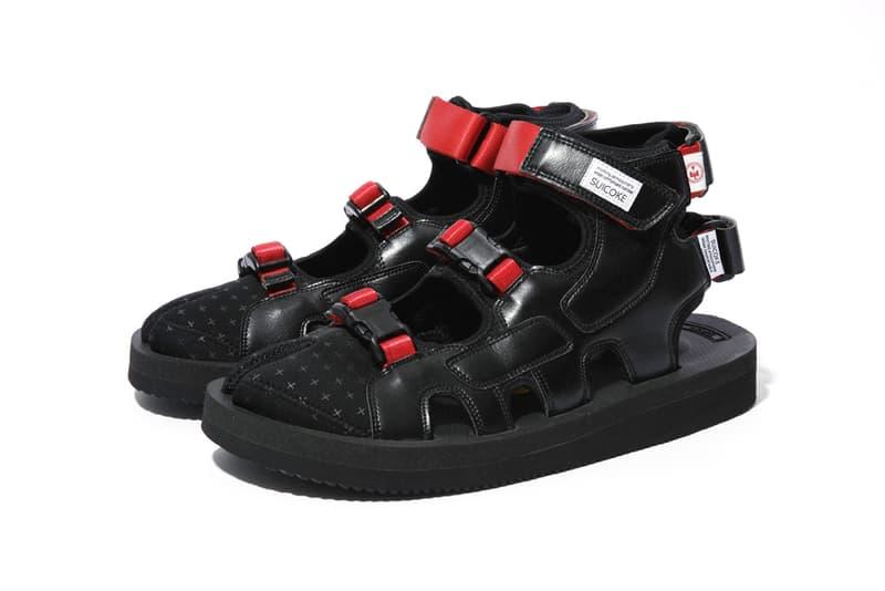 Blackmeans SUICOKE BOAK 2017 Summer Footwear Sneakers Shoes Sandals Release Date Info July