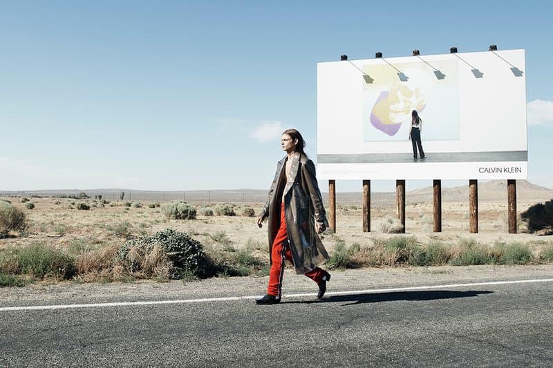 Calvin Klein 2017 Fall/Winter Campaign