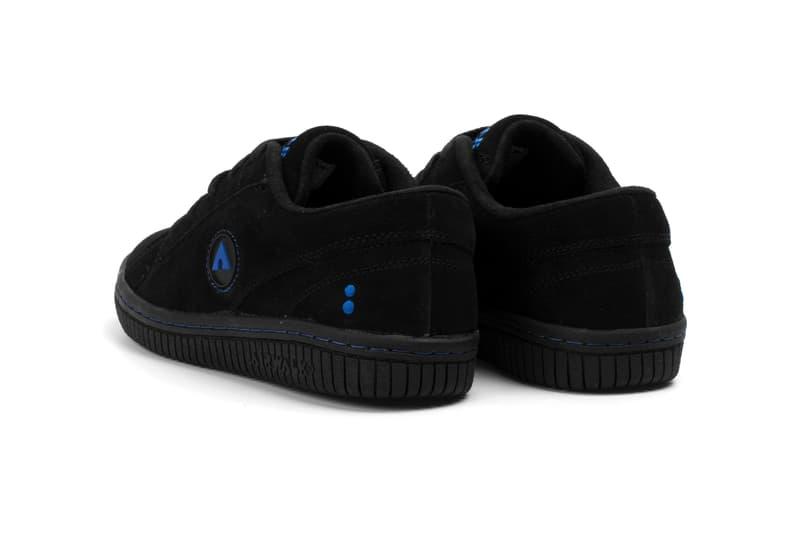 colette Airwalk The One Black Blue Sneakers Shoes Footwear 2017 July Summer Release