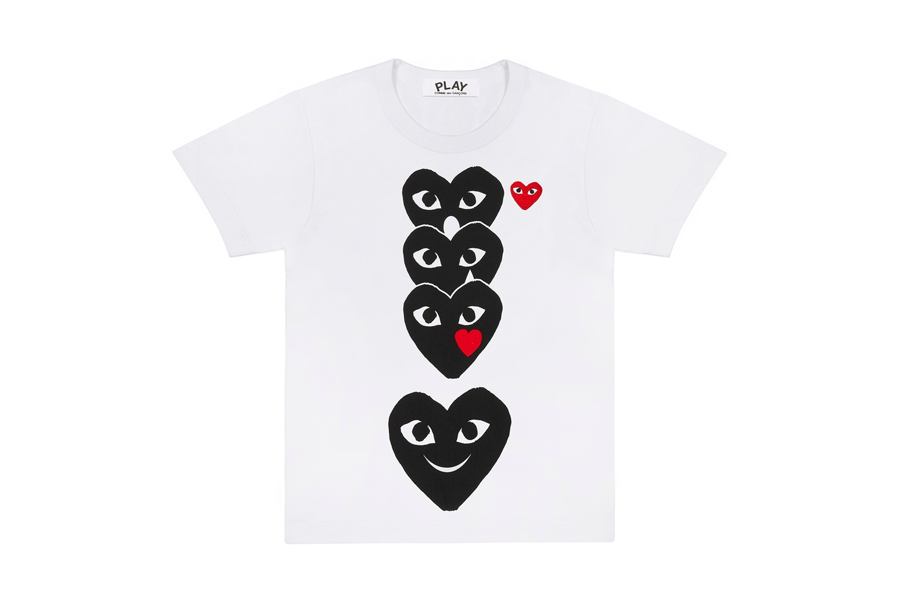 COMME des GARÇONS PLAY Emoji T-Shirt