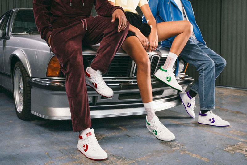Converse Fastbreak Lookbook 2017 Summer Michael Jordan Fastbreak Mid 83