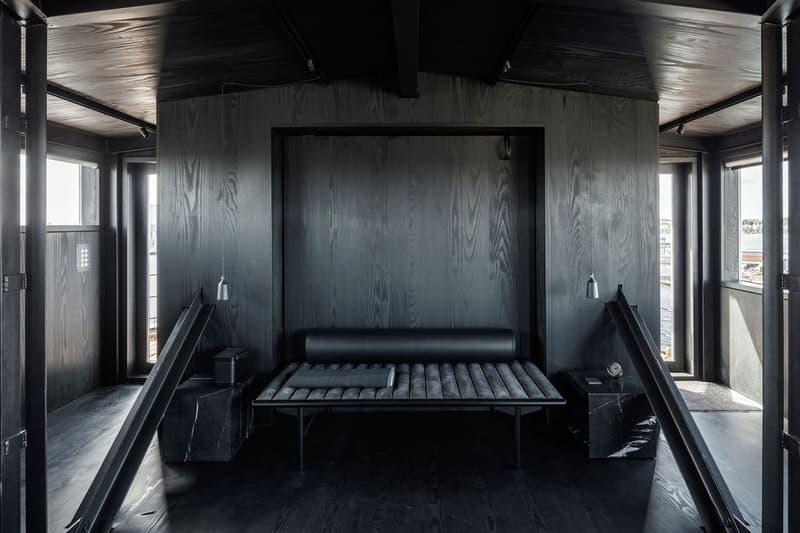 Arcgency Turns Copenhagen Coal Crane to THE KRANE hotel