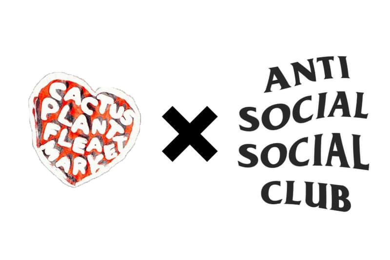 Anti Social Social Club Cactus Plant Flea Market Teaser