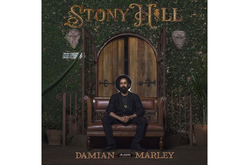 Damian Marley Stony Hill Album Stream Jr Gong Reggae LP apple music