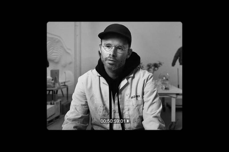 Daniel Arsham adidas Originals Hourglass Short Film Trailer America