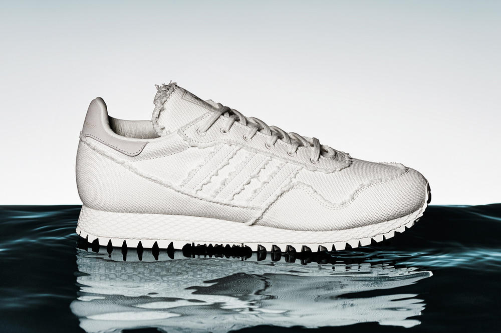 Daniel Arsham adidas Originals New York Confirmed App Reservations Sneakers Shoes Footwear 2017 July Release Date Info