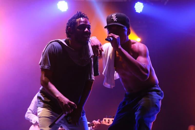 Kendrick Lamar, Travis Scott & Chance the Rapper Day N Night Fest 2017