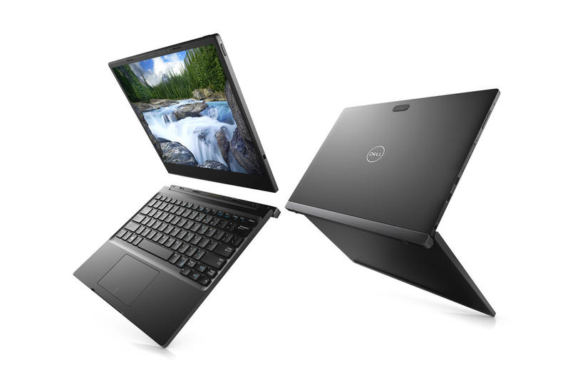 Dell Latitude 7285 2 in 1 Wireless Charging Laptop Computer Mat Keyboard