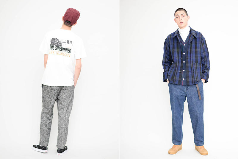 Deluxe 2017 Fall Winter Collection Lookbook Japan Japanese