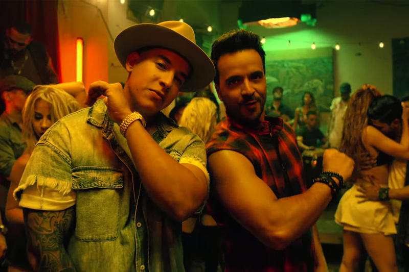 Luis Fonsi and Daddy Yankee Despacito