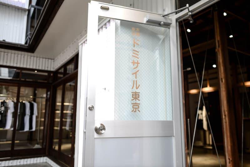 DOMICILE TOKYO Harajuku Store