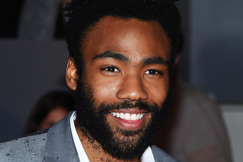 Donald Glover Young Lando Star Wars Han Solo