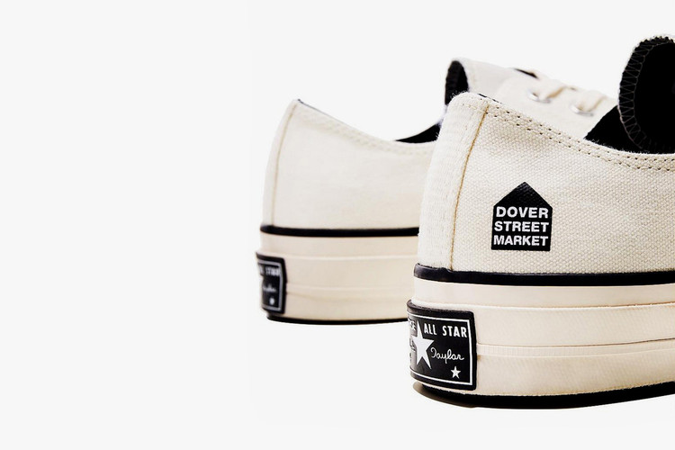 69a191212bca Dover Street Market Singapore Teases an Exclusive Chuck Taylor All Star  70s  Ox. Footwear