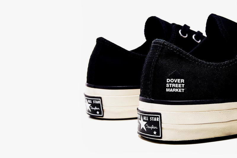 8affc7f206c6a8 Dover Street Market Converse Chuck Taylor All Star 70s Ox Teaser DSM 2017 July  29 Release