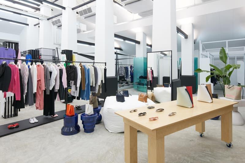 Dover Street Market Singapore DSM DSMS Store Retail Shop Boutique Photo Pictures Interior Dempsey Road CDG Comme des Garcons