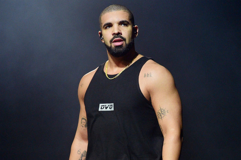 Drake on Stage October's Very Own OVO
