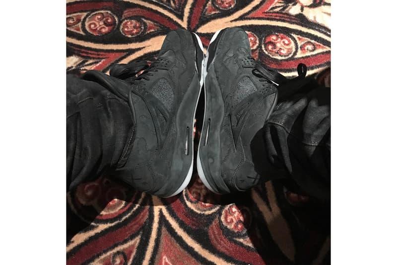 Drake KAWS Air Jordan 4 Friends & Family