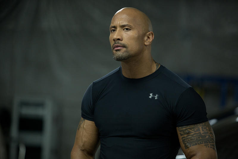 Dwayne The Rock Johnson Siri Movie Apple