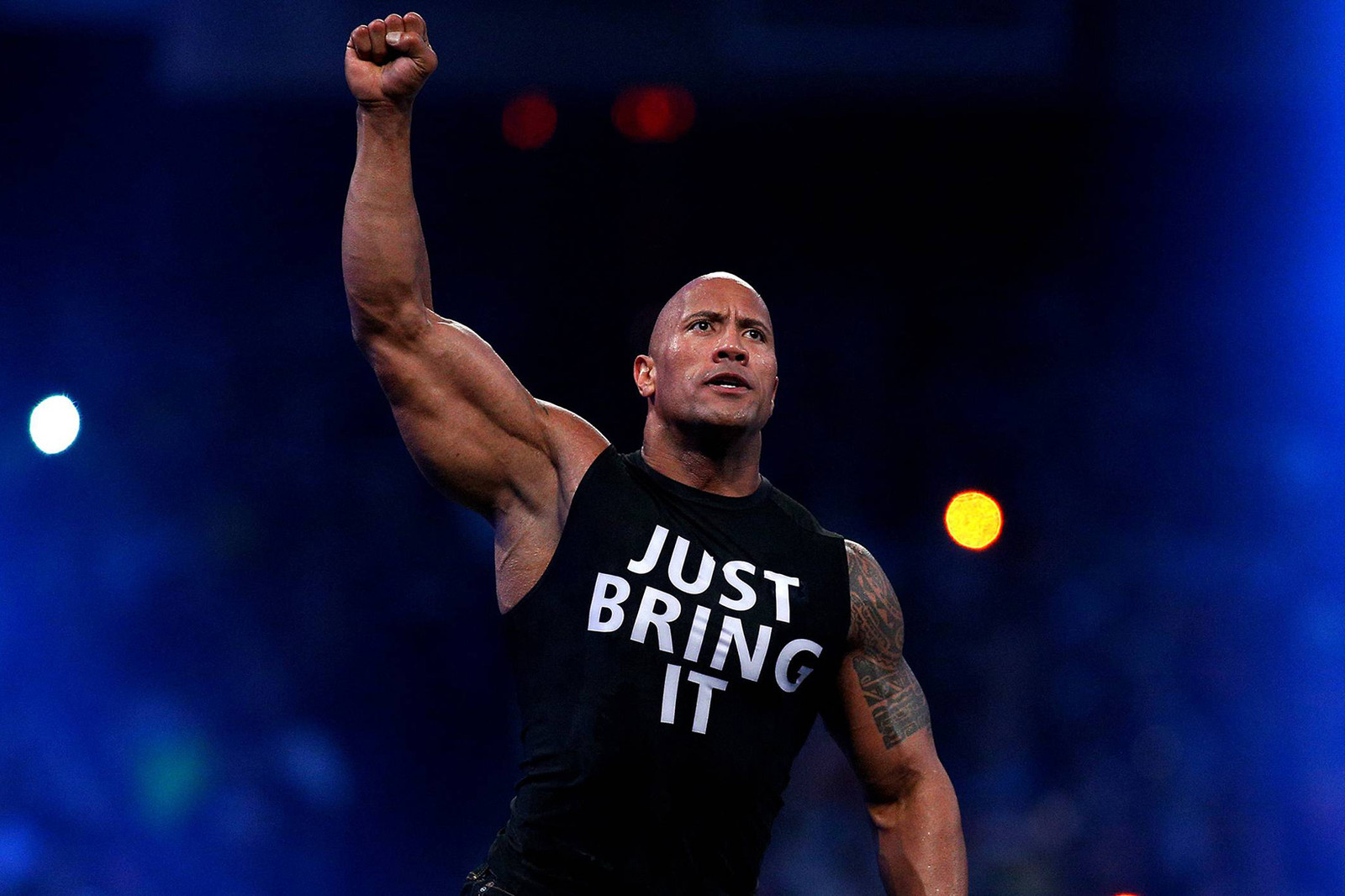 The Rock Follows Arnold Schwarzenegger Legacy | HYPEBEAST