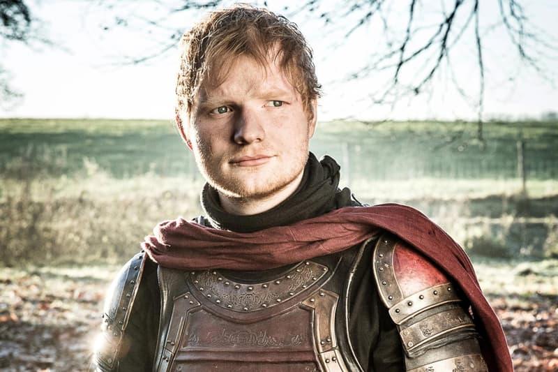 Ed Sheeran Cameo Game of Thrones Season 7 Premiere