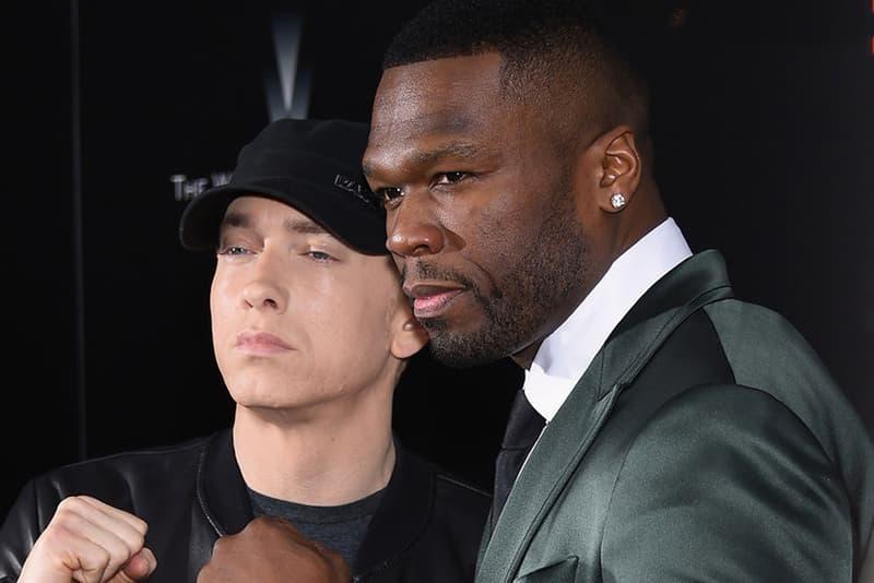 Eminem Rap 50 Cent Verse