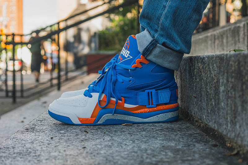 the best attitude 40afc c60bf Ewing Athletics Anthony Mason Concept Colorway