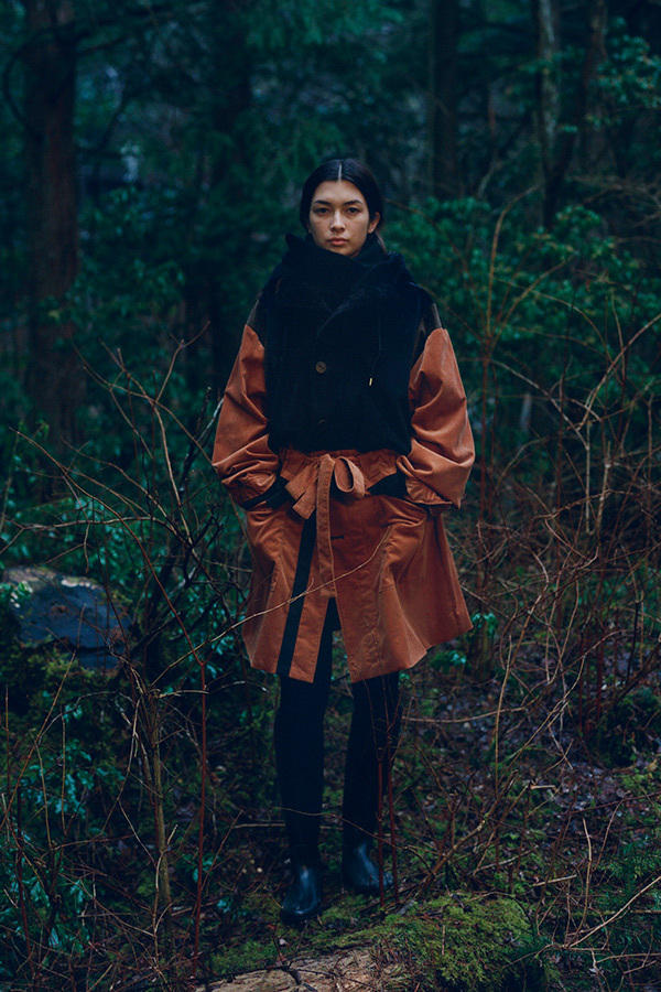FACTOTUM 2017 Fall Winter Collection Lookbook