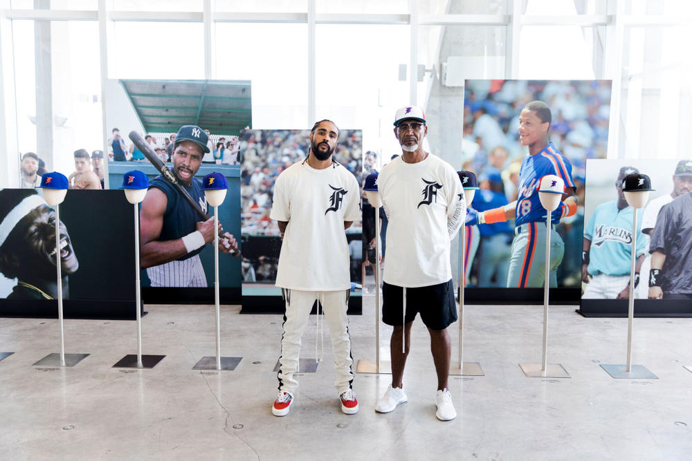 Fear of God MLB All-Star Collection Pop-Up Temporary Shop Recap