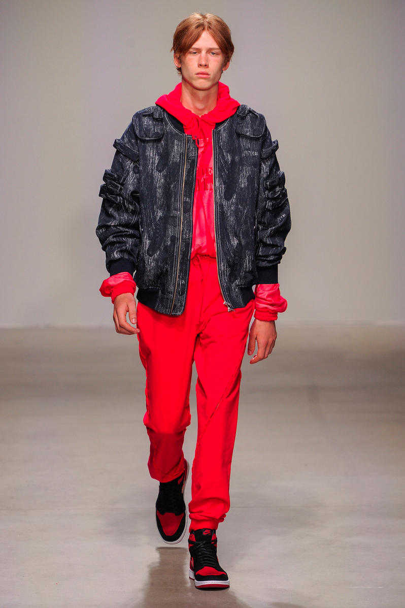 Feng Chen Wang 2018 Spring Summer Collection New York Fashion Week Men's