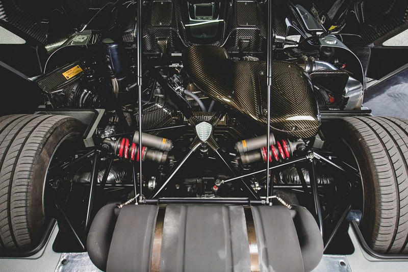 Floyd Mayweather Koenigsegg CCXR Trevita Auction 2017