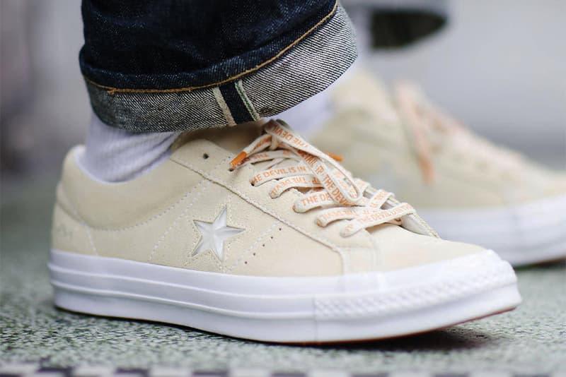 Footpatrol x Converse One Star Jewel Release Date