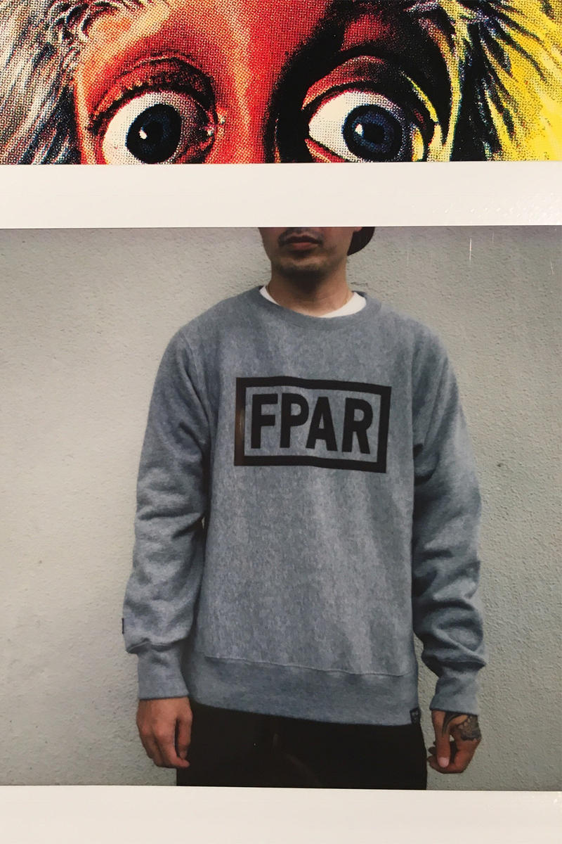 FORTY PERCENTS AGAINST RIGHTS 2017 Fall Winter Collection Lookbook FPAR