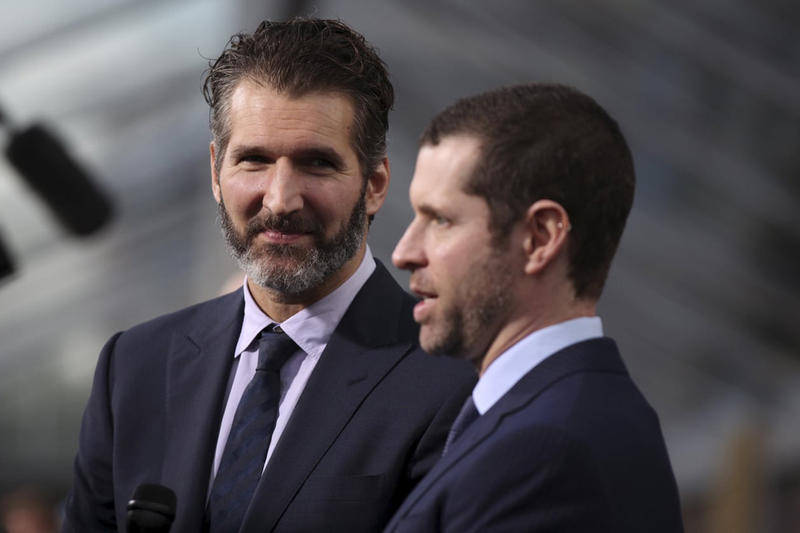 Game of Thrones Confederate HBO David Benioff D B Weiss